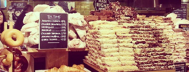Whole Foods Market is one of Supers londres.