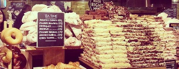 Whole Foods Market is one of London gluten free.
