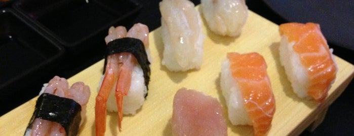 Sushi Teito is one of Zaragoza Alternative.