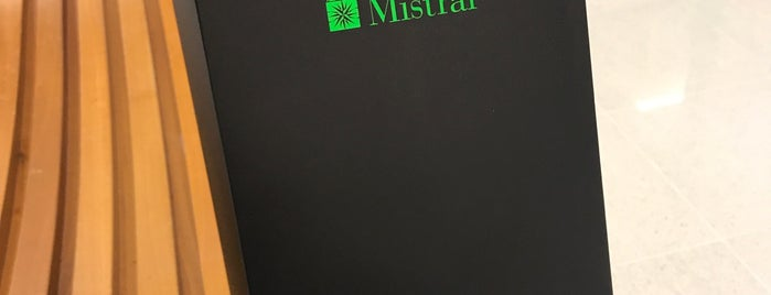 Mistral is one of Best Bars in Sao Paulo.