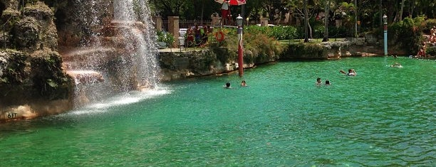 Venetian Pool is one of A.