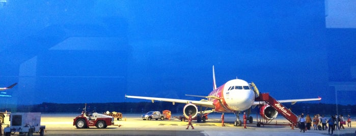 Krabi International Airport (KBV) is one of International Airports.