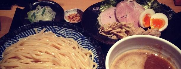 つけ麺 道 is one of 再来してもよいラーメン店.