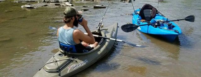 Upper Iowa River is one of Best of Decorah, IA.