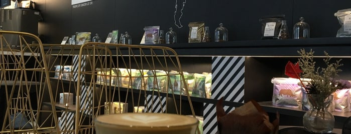 Mellower Coffee is one of To Check Out - Chillax.