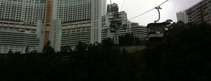 Genting Highlands is one of Go Outdoor, MY #6.