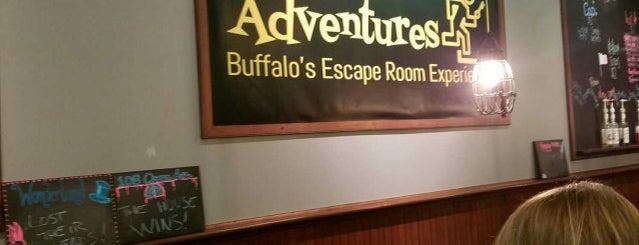 Escape room is one of escape games 🔑 north america