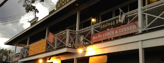 The Seafood Bar is one of Big Island Eats.
