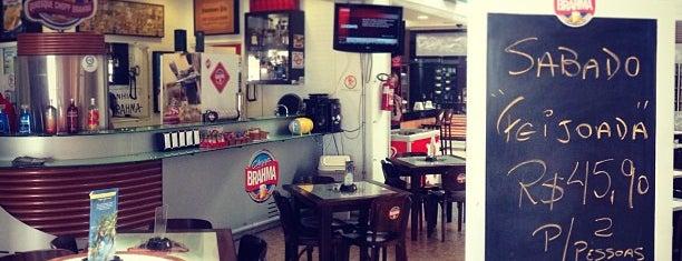 Quiosque Chopp Brahma is one of Bares & Restaurantes.
