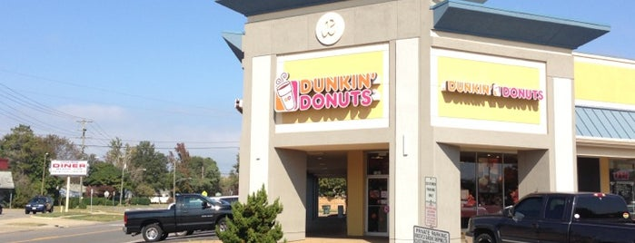 Dunkin Donuts Holland Rd Virginia Beach Va