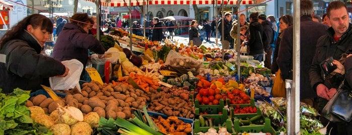 Grüner Markt is one of Bamberg #4sqCities.