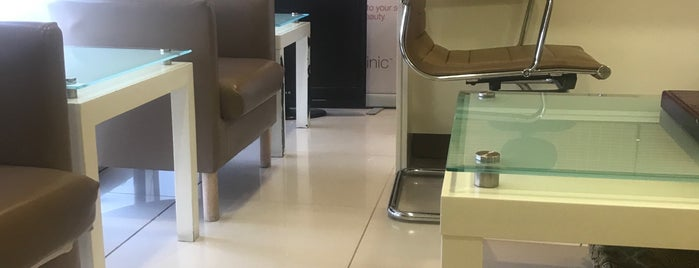 Kaya Skin Clinic is one of To be visited soon.