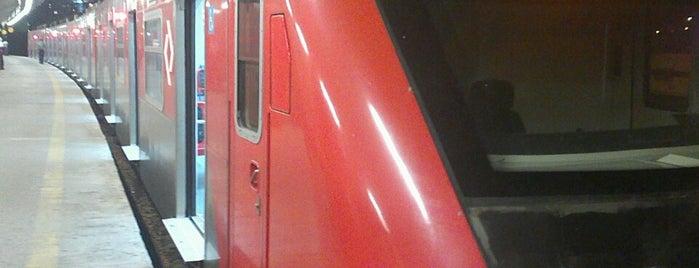 Estação Francisco Morato (CPTM) is one of Transporte.
