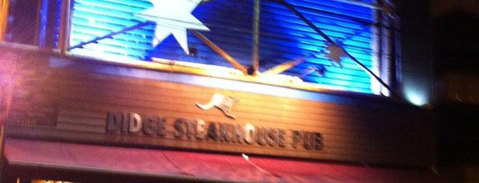 Didge Steakhouse Pub is one of Lugares que já dei checkin.