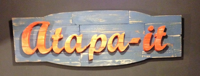 Atapa-it is one of RESTAURANTS PENDENTS.