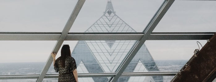 One Liberty Observation Deck is one of Must-See Attractions for 2016.