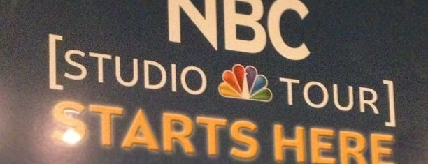 The Tour at NBC Studios is one of Visiting TODAY.
