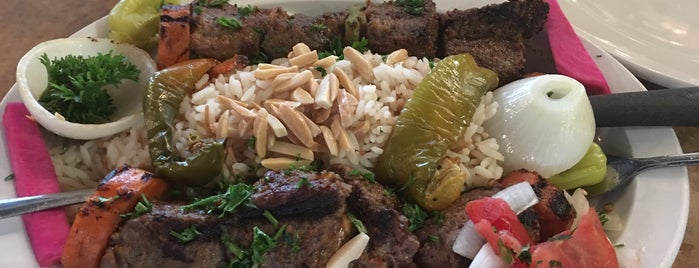 La Sharm is one of personal lunchdinner places.