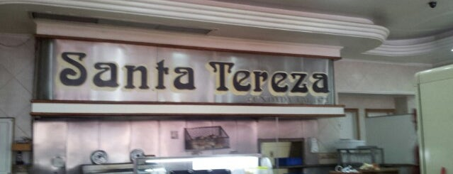 Padaria Santa Tereza is one of Panificadoras.