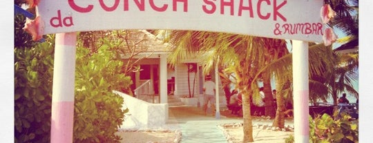 Da Conch Shack is one of Turks and Caicos.