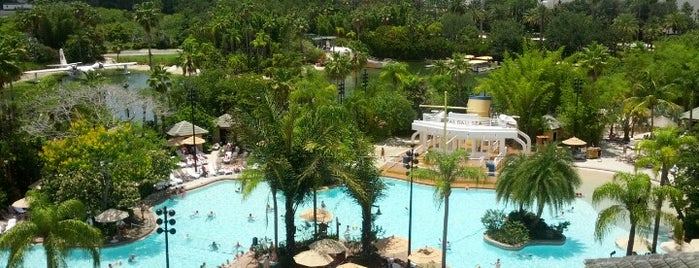 Loews Royal Pacific Resort at Universal Orlando is one of The 15 Best Hotels in Orlando.