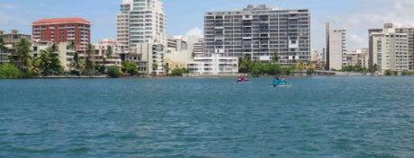 Laguna del Condado is one of My Places.
