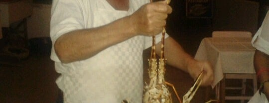 Langusta is one of Best Of CESME.
