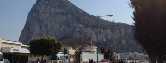 Gibraltar is one of 101 cosas en la Costa del Sol antes de morir.