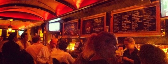 The Long Room is one of Midtown East Bars.