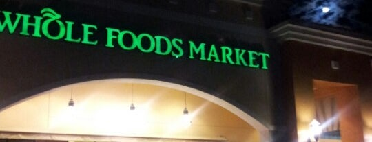 Whole Foods Market is one of The 15 Best Places for a Healthy Food in Las Vegas.