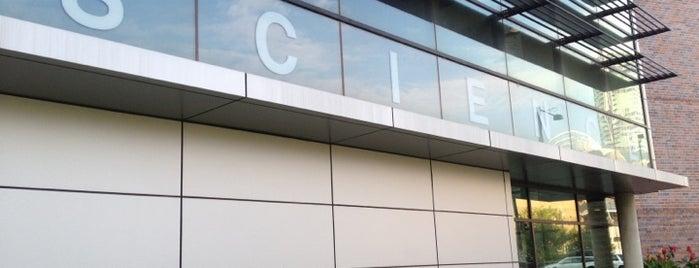 Auraria Science Building is one of Best Caffeine Boosts around UCD.