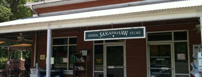 Saxapahaw General Store is one of North Carolina To-Do.