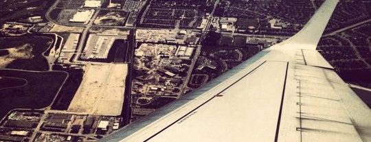 Toronto Pearson International Airport (YYZ) is one of Toronto - June 2013.