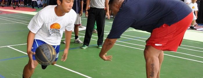 SMA DIPONEGORO 1 JKT is one of Duta Olahraga AS berkunjung ke Indonesia.