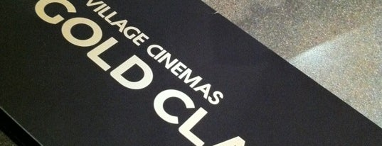 Village Cinemas (Gold Class) is one of The 15 Best Places for Cinema in Melbourne.