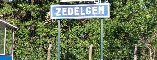 Station Zedelgem is one of Bijna alle treinstations in Vlaanderen.