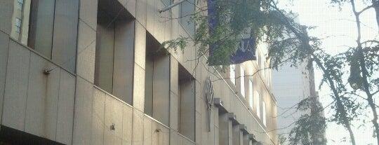NYU Palladium Athletic Facility is one of NYU Graduate Bucket List.