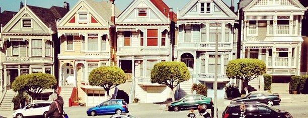 Alamo Square is one of USA Trip 2013 - The West.