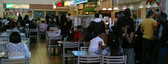 Queens Center Mall Food Court List