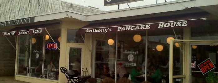 Anthony's Pancake & Waffle House is one of Montauk, NY.