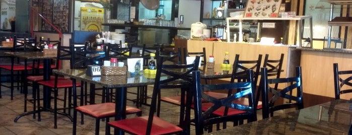 Restaurante Kabuto is one of Melhores restaurantes.
