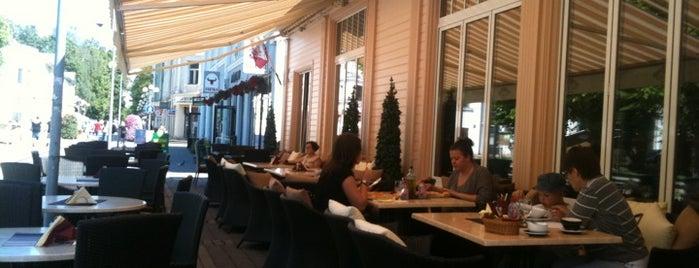 Majorenhoff | Restaurant is one of ресторации латвия.