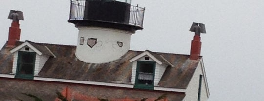 Point Pinos Lighthouse is one of Attractions to Visit.