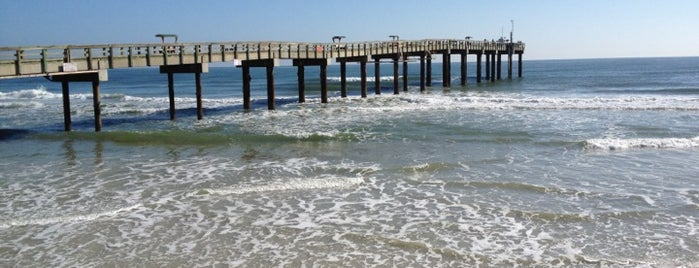 St. Augustine Pier is one of St. Augustine Tourist Spots to See.