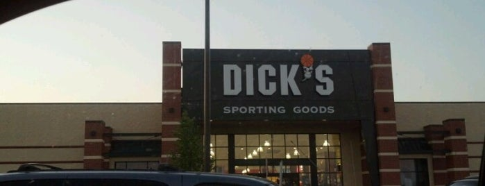DICK'S Sporting Goods is one of Top 10 places to try this season.