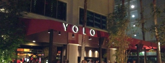 YOLO is one of Florida, FL.