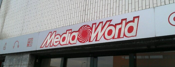 Media World is one of Shopping.