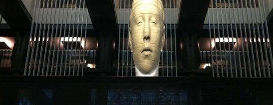 Grand Hyatt New York is one of HYATT Hotels and Resorts.