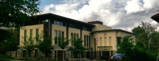Soka Gakkai International (SGI)-USA Buddhist Cultural Center is one of 創価学会 Sōka Gakkai.
