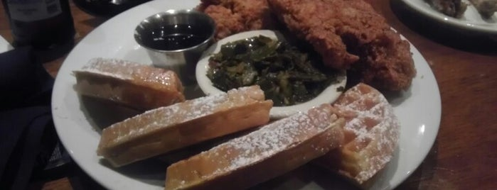 Buttons Jazz Cafe is one of DFW -More Great Food.